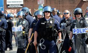 Obama deploys troops in revolting North Carolina