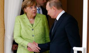 Merkel asked Putin to give her a hope