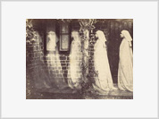 Spirits and ghosts appear during holidays and anniversaries