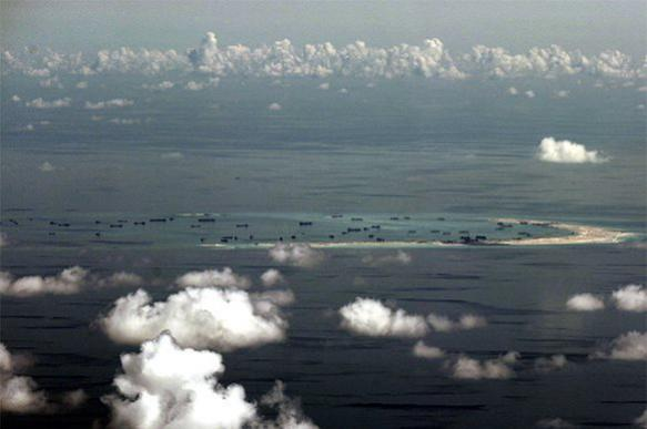 Japan fears Russian and Chinese ships at disputed islands