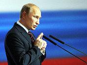 Putin wins in landslide victory, opposition surrenders