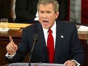 Bush: More arrogance, more belligerence, more chauvinism