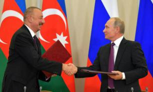 Putin in Azerbaijan: Israel will have to leave Moscow's sphere of influence
