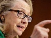 Hillary departs, but should return in 2016