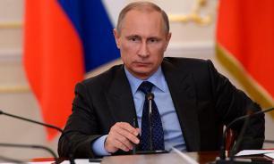 Putin teaches Obama a lesson