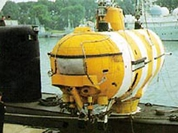Another Kursk? 7 crewmembers trapped inside sunken diving vessel at the depth of 196 meters