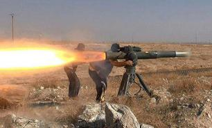 Jabhat al-Nusra gets missiles directly from US