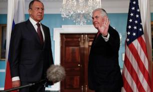 Russia's FM Lavrov finds many corners in the Oval Office
