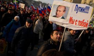 Putin's majority to make Russia's 2018 presidential election a referendum