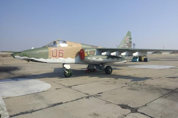 Pilots of Su-25 were killed as aircraft hit the ground