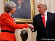 Donald Trump and Theresa May - Partners in Planning Armageddon?