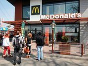 McDonald's Used As a World Dollar Measurement Tool