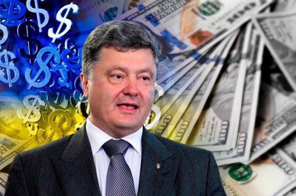 Bloomberg unmasks Ukrainian elite