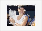 Sharapova defends Acura Classic title