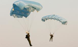 Russia creates parachute for jumps from ultra-low height