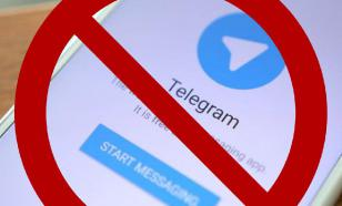 Russia blocks Telegram