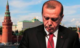 Turkey's Erdogan writes letter to Putin