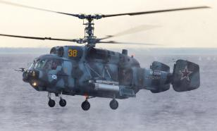 Ka-29 military helicopter crashes into Baltic Sea during exercises, 2 killed