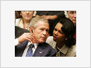 The Bush Administration's Invisible Finger