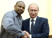Roy Jones to reconcile US with Russia?