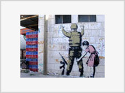 World's Most Enigmatic Artist, Banksy, Protests Against His Own Guerrilla Art