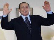 Bumbling Berlusconi shows his swine nature