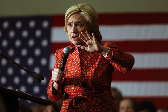 Both Ms. Clinton and I got burned out - for very different reasons