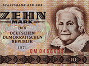 Clara Zetkin: The face on a banknote