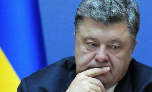 Ukraine's Western allies point their guns at President Poroshenko