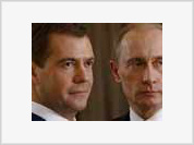 Putin and Medvedev hold high ratings despite growing public concerns