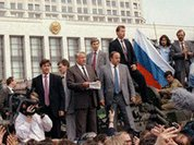 Boris Yeltsin - symbol of Russia's humiliation?
