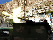 Jihadis in Syria