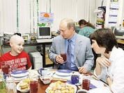 President Putin accepted invitation from a 10-year-old cancer patient