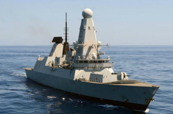 UK destroyer to rescue Ukraine or sink in Black Sea