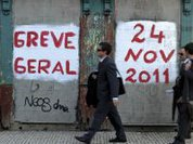 General Strike! Portuguese take to the streets