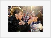 Sarah Tea Party Palin, the Last Resort of the GOP