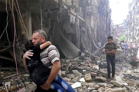 White House ready to bomb out Assad's army