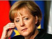 The guardian angel of Angela Merkel