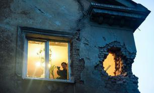 Donbas in flames again. OSCE stands still