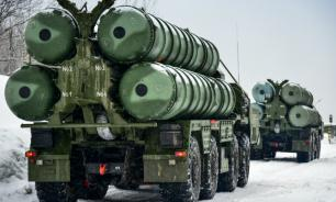 Russia's S-400 air defence systems for NATO armies