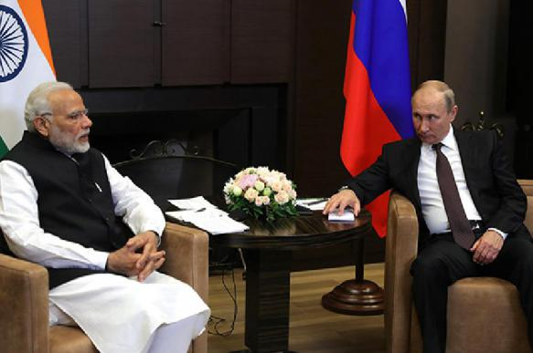 Indian Prime Minister's visit to Vladivostok a giant step toward a multipolar world