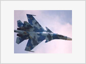 Sukhoi prepares Su-35 fighter jet for MAKS-2007 air show