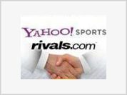 Yahoo buys US sports media site Rivals.com boost its appeal to sports fans