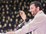 Iran will not give up nuclear plans says Ahmadinejad