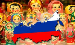Why is Russia world's largest country?