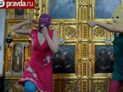 Pussy Riot in the heart of Moscow splits Russia