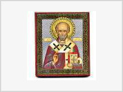 Russian sacred icons