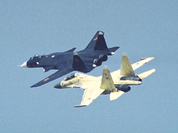 Russia responds to Le Bourget with MAKS-2005 Air Show in Moscow region