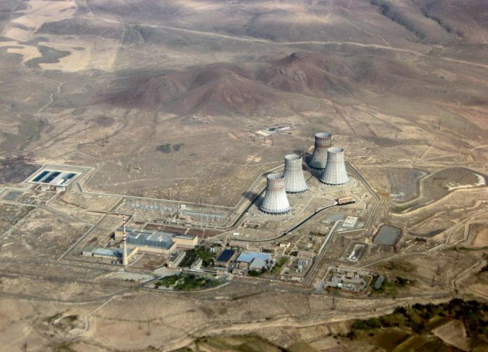 Azerbaijan threatens to strike Armenian nuclear power plant