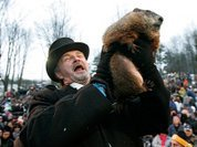 Russia marks its own Groundhog Day